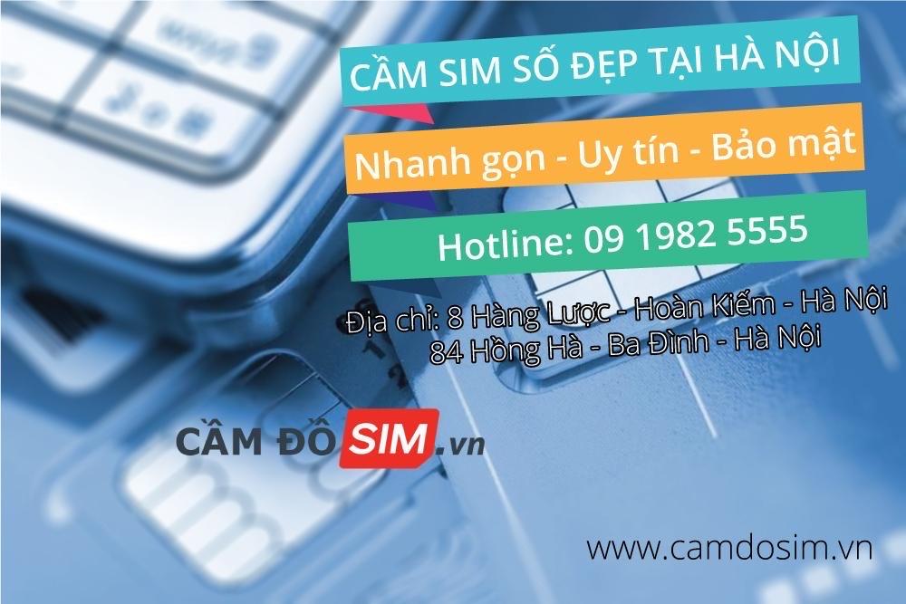 cầm sim số đẹp tỉnh Nam Định